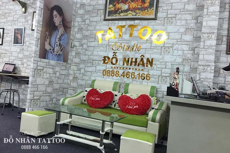 đỗ nhân tattoo