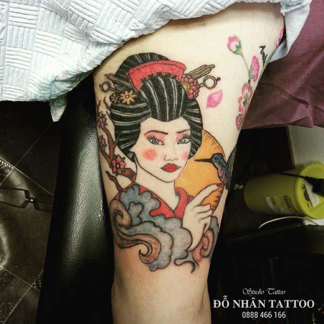 Đến đâu để có hình xăm Geisha đẹp nhất?