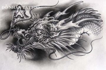 Ý nghĩa hình xăm rồng