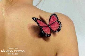 Ý nghĩa hình xăm bươm bướm