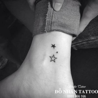 Hình xăm ngôi sao 373