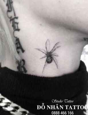 Hình xăm nhện 252