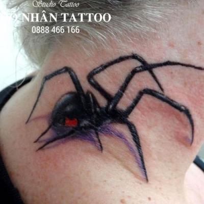 Hình xăm nhện 264
