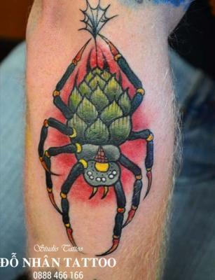 Hình xăm nhện 274