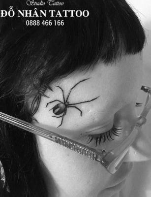 Hình xăm nhện 291