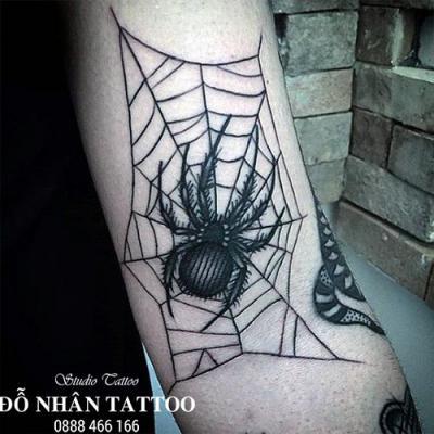 Hình xăm nhện 313