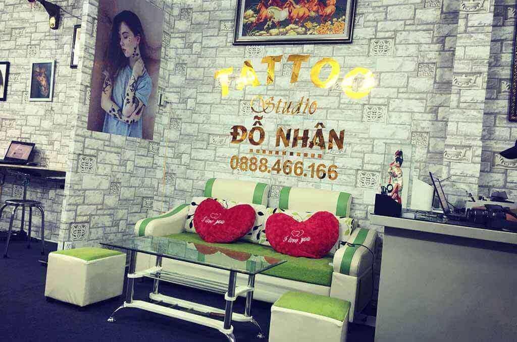 Đỗ Nhân Tattoo - Xăm hình nghệ thuật uy tín, chất lượng ở TPHCM