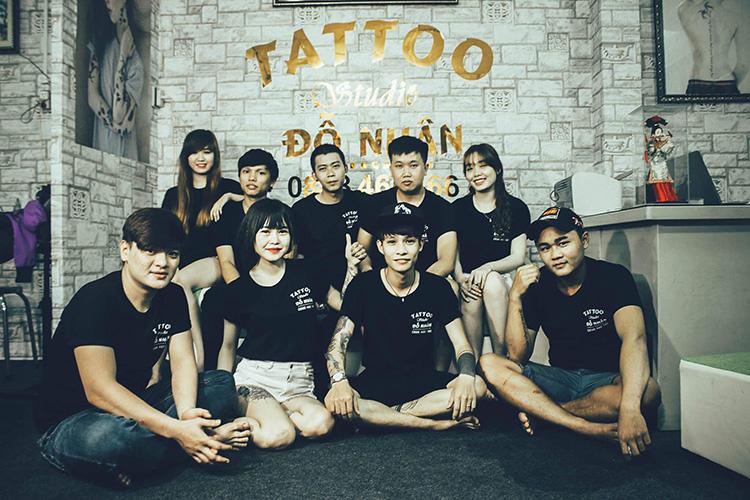 Đào tạo xăm hình nghệ thuật tại Đỗ Nhân Tattoo